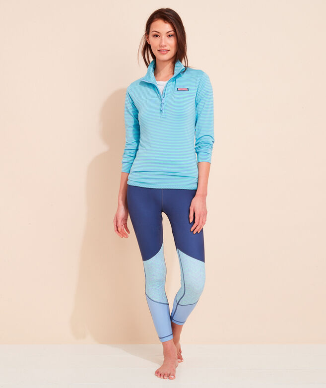 Skip Monday Color-Blocked Leggings