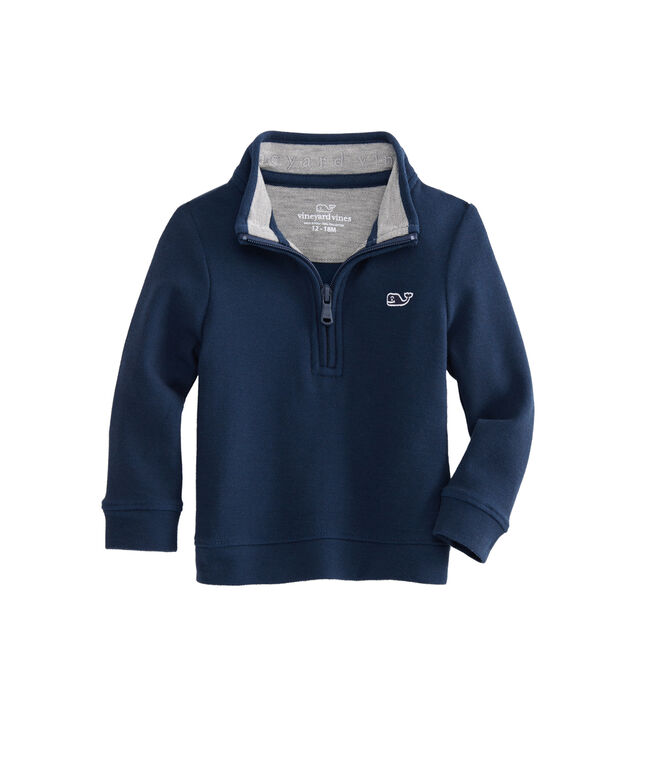 Baby Boy Saltwater 1/2-Zip (12-24 MO)