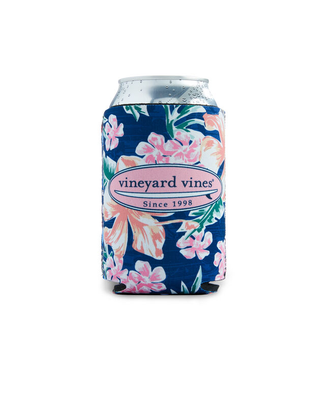 Guana Floral Coozie