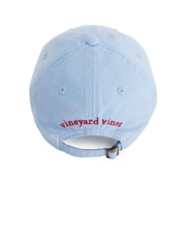 Girls Oxford Baseball Hat