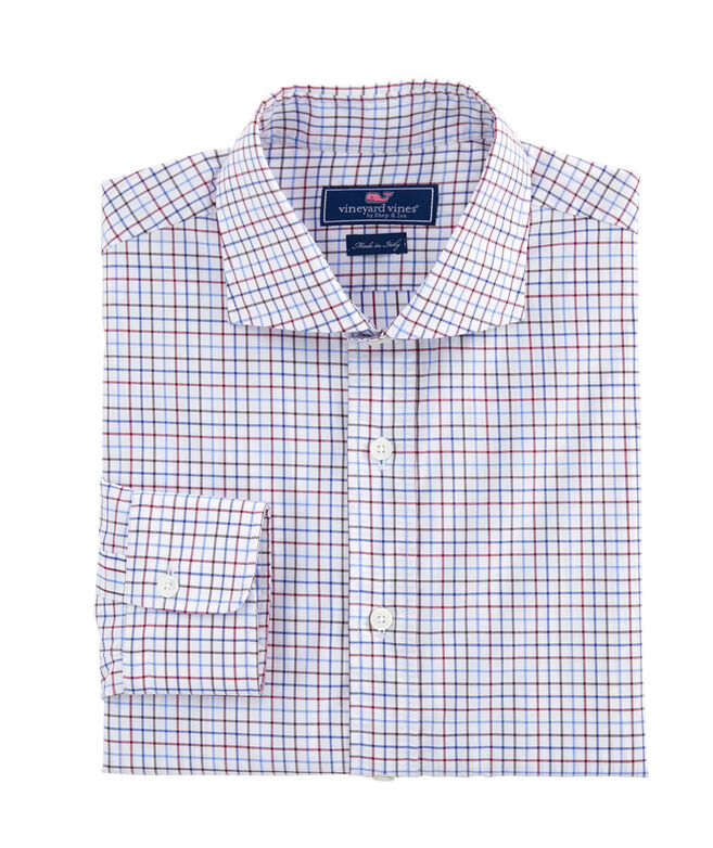 Tattersall Greenwich Shirt