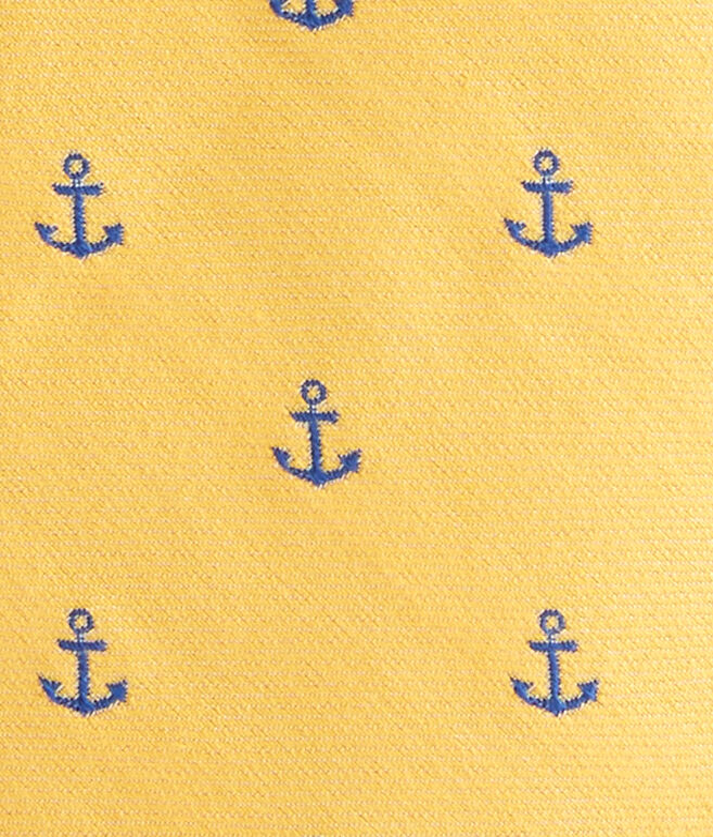 Kennedy Anchors Skinny Tie