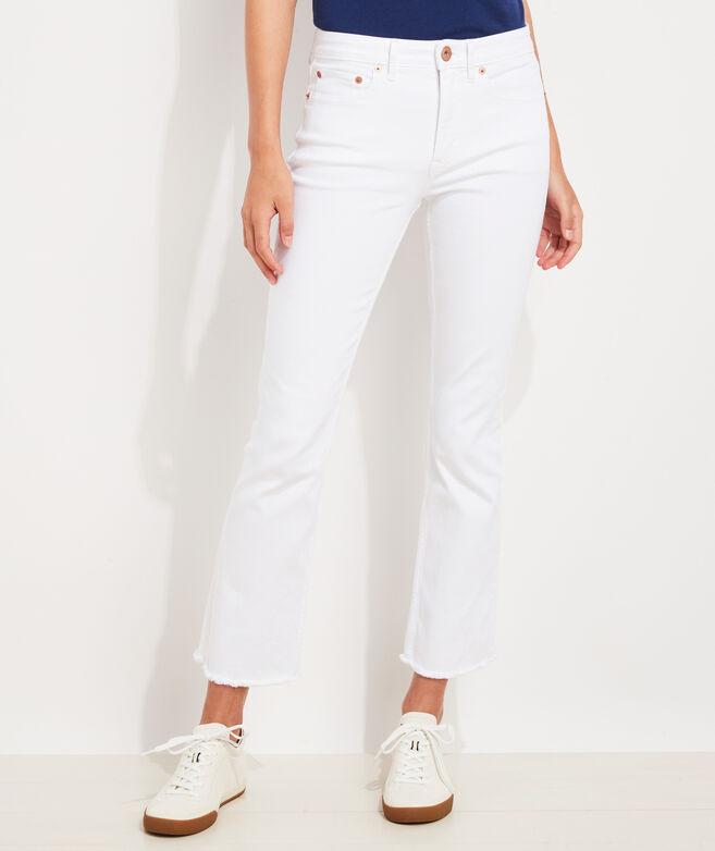 Jamie High-Rise Kick-Flare Jeans