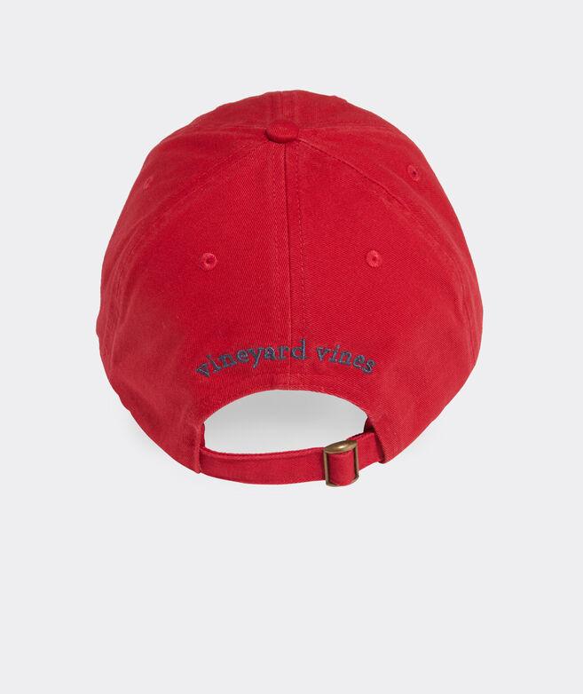 Whale Logo Baseball Hat