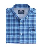Intertidal Plaid Harbor Shirt