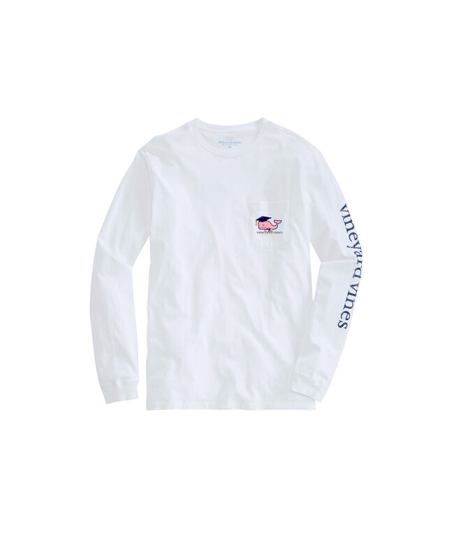 Long-Sleeve Graduation T-Shirt