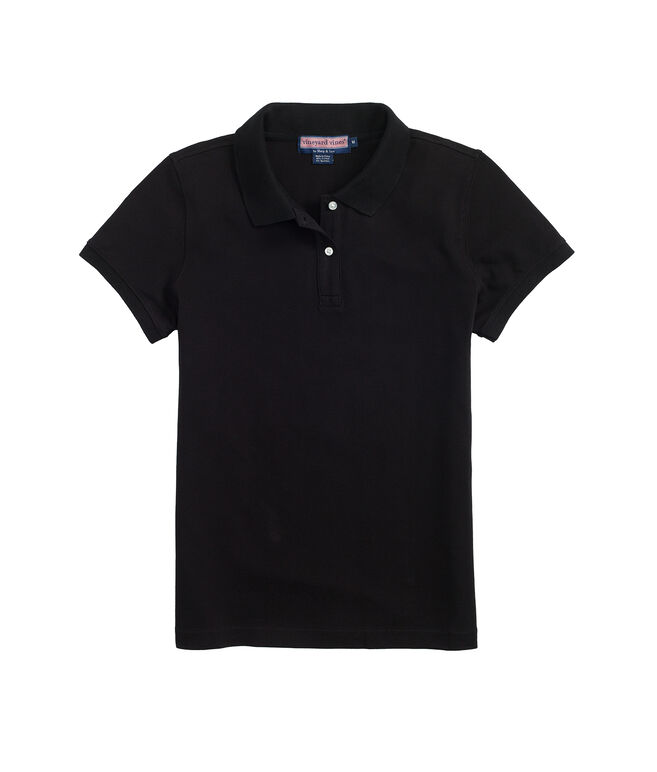 Womens Customized Slim-Fit Polo