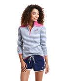 Striped Sweater Shep Shirt