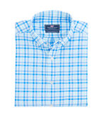 Greenbank Gingham Performance Classic Murray Shirt