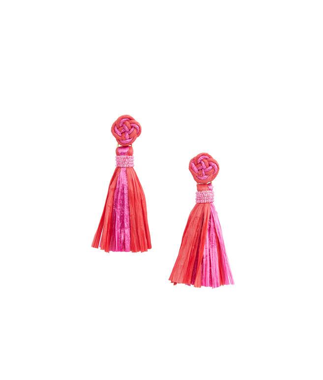 Nautical Tassel Earrings