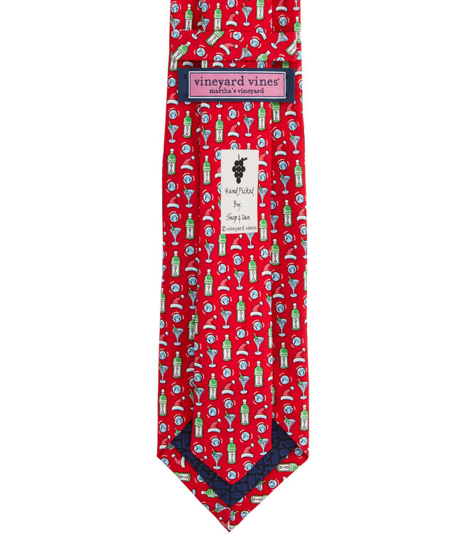 Gin-Gle Bells Tie