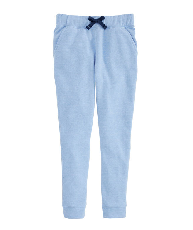 Girls Cozy Joggers