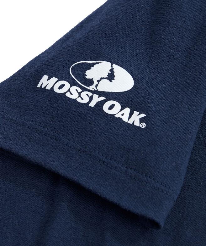 Boys Mossy Oak Deer Hunt Whale Pocket T-Shirt