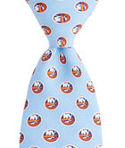 Boys New York Islanders Logo Tie