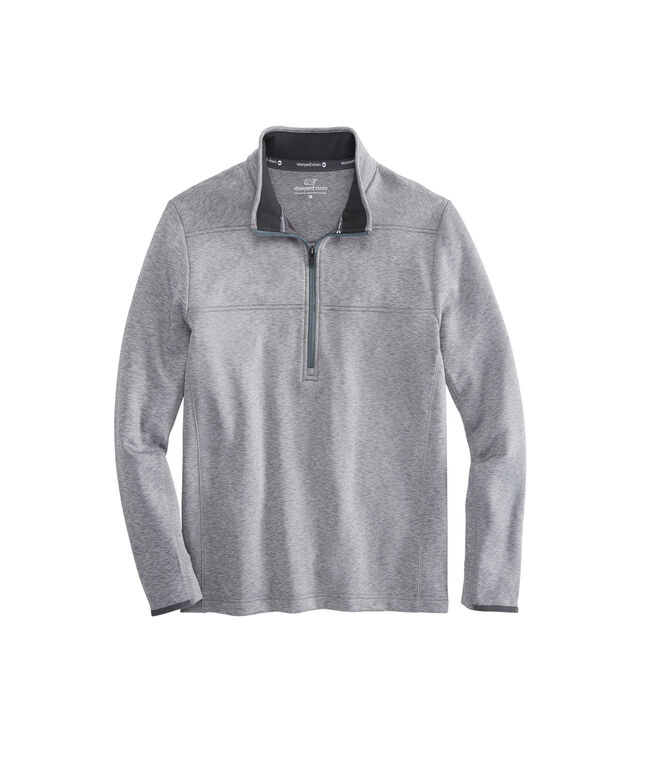 Mens Performance Space-Dyed Shep Shirt