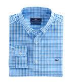 Munroe Gingham Classic Tucker Shirt