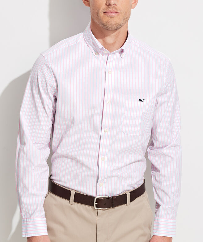 Classic Fit Windsor Tucker Button-Down Shirt