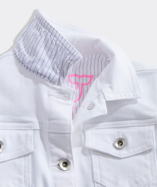 Girls' Denim Jacket