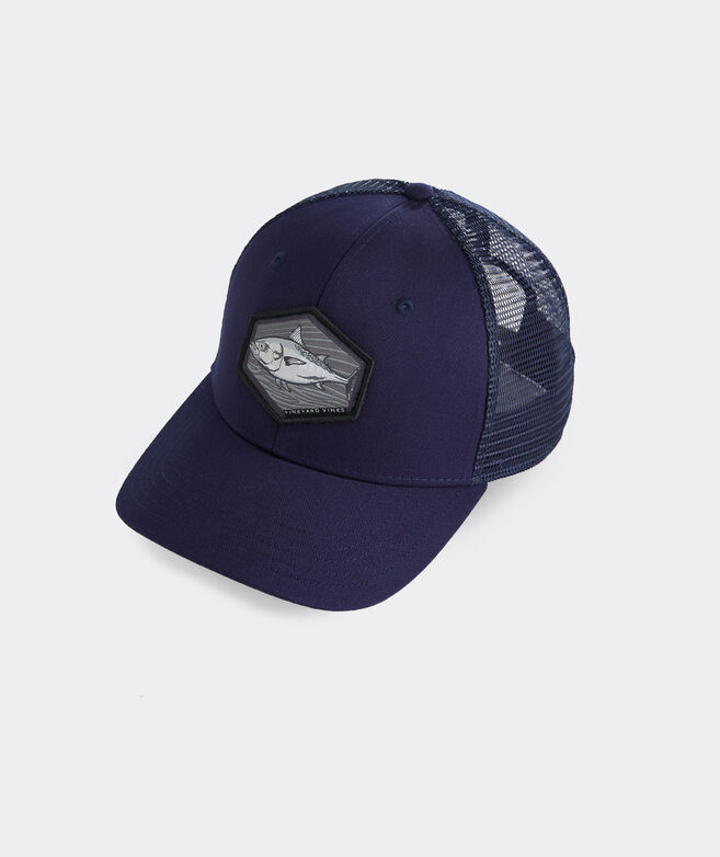 Albacore Patch Trucker Hat