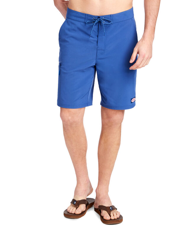 Solid Stretch Board Shorts