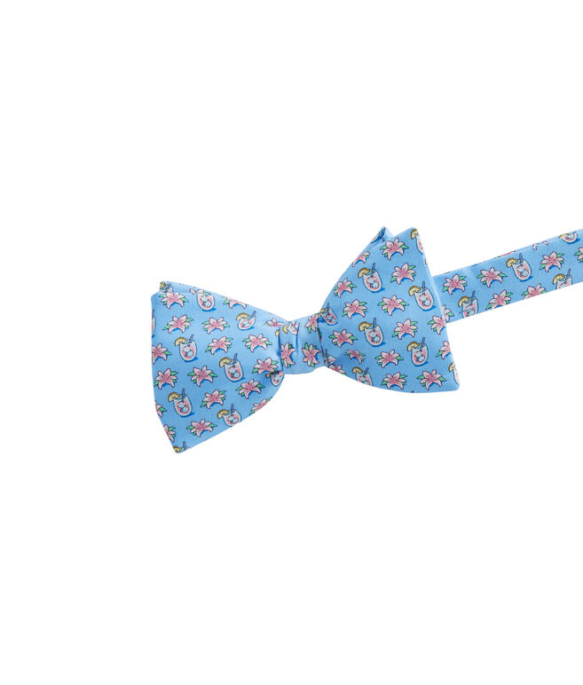 Lilies Bow Tie