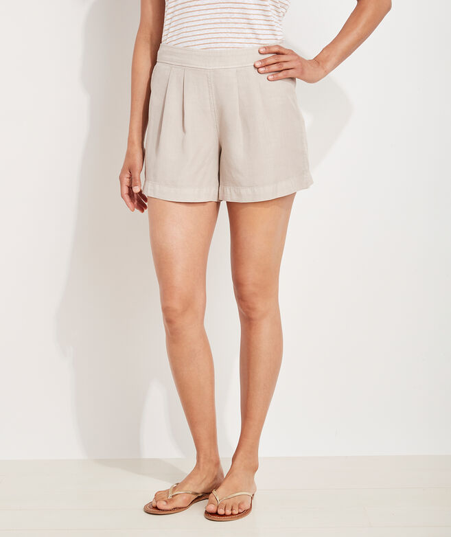 Luxe Pull-On Shorts