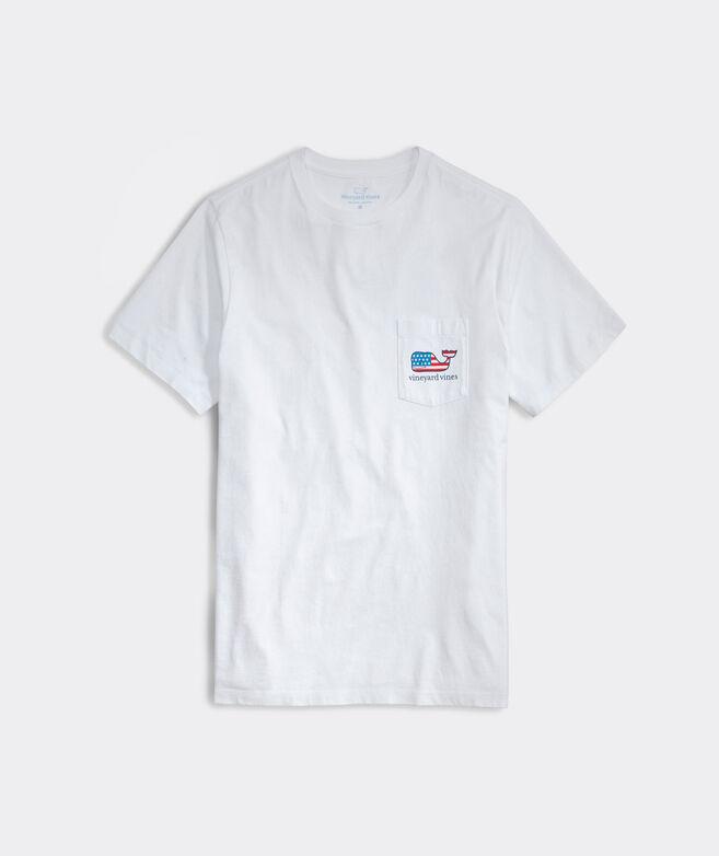 Surf Flag Short-Sleeve Pocket Tee
