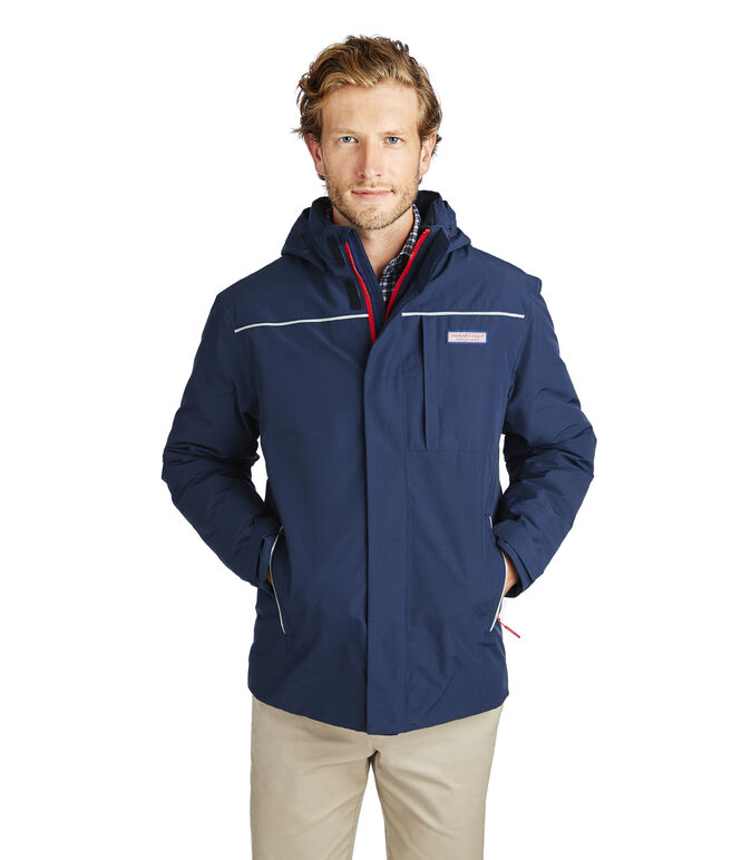 The New Nor'Easter Puffer Jacket