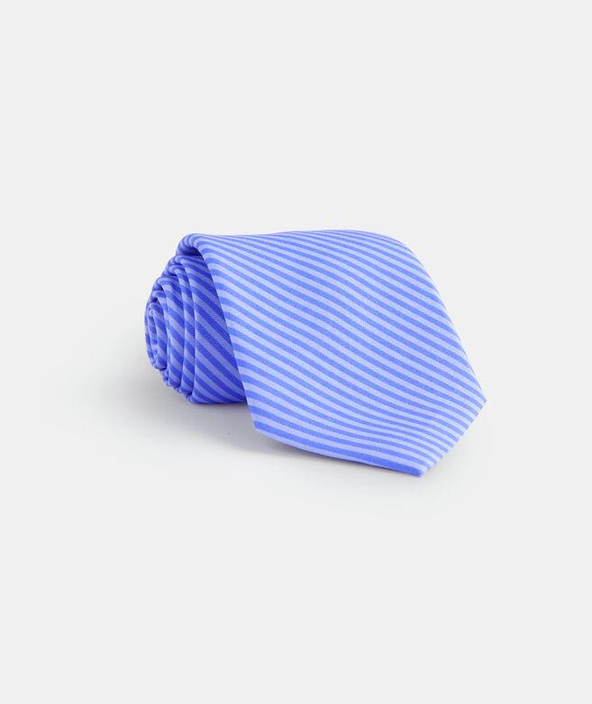 Feeder Stripe Printed Tie