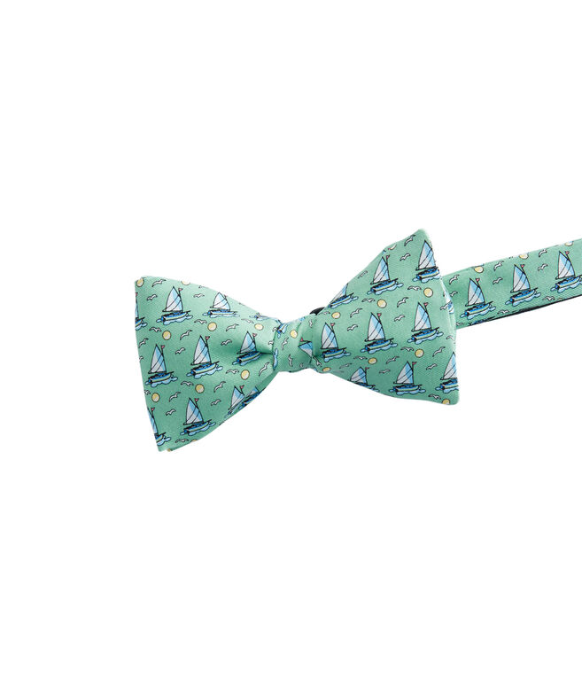 20th Anniversary Sailboat Bow Tie