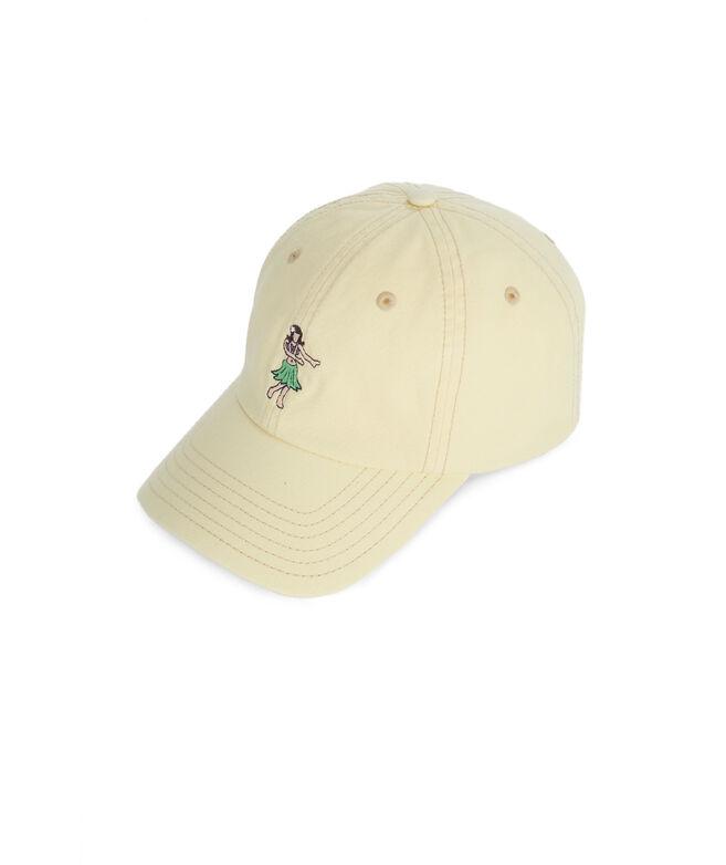 Hula Girl Classic Twill Hat