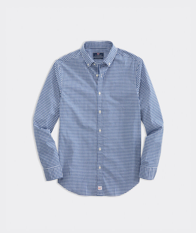 Classic Fit Arawak Gingham Murray Shirt