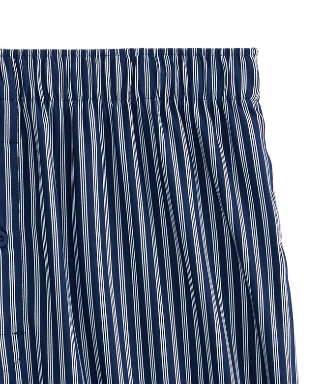 Palmetto Stripe Performance Boxers