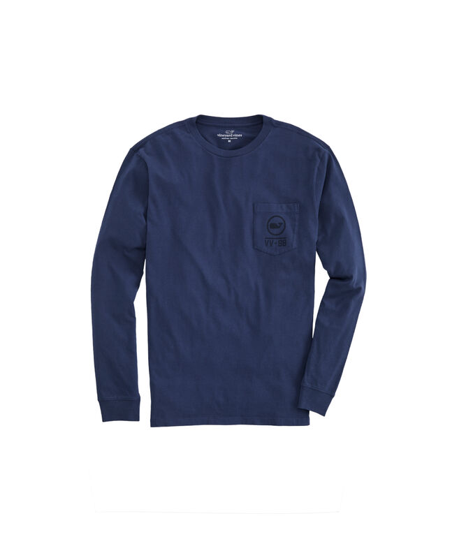 VV-98 Long-Sleeve Pocket Tee