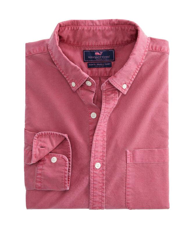 Slim Fit Brisote Oxford Murray Shirt