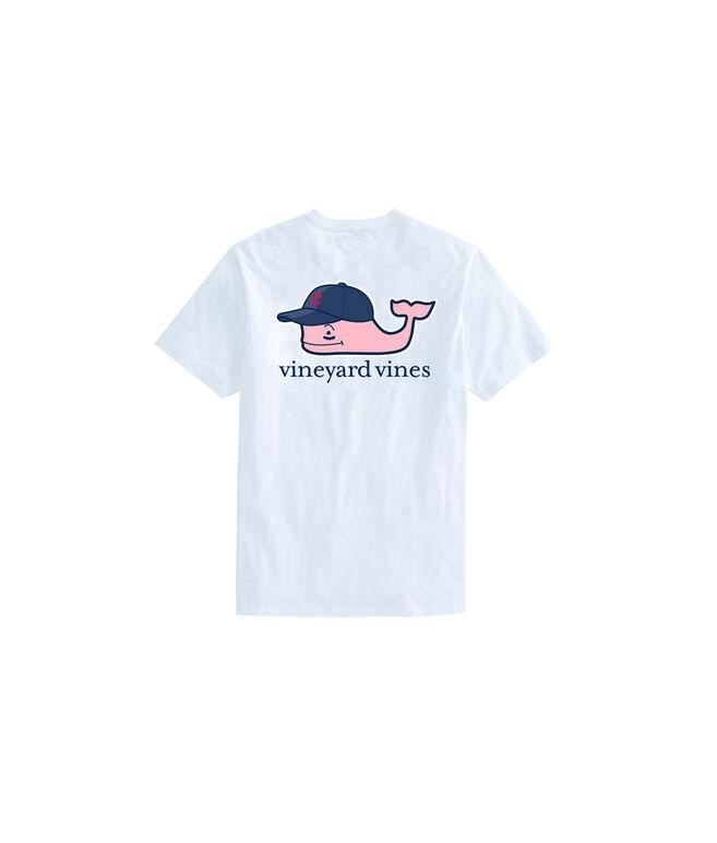 Kids Cleveland Indians Baseball Cap Pocket T-Shirt