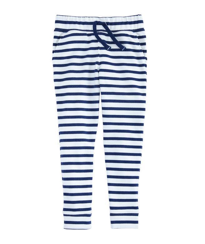 Girls Sandpiper Stripe Joggers