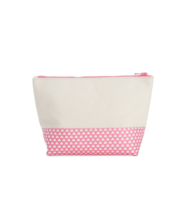 Hearts Cosmetic Case