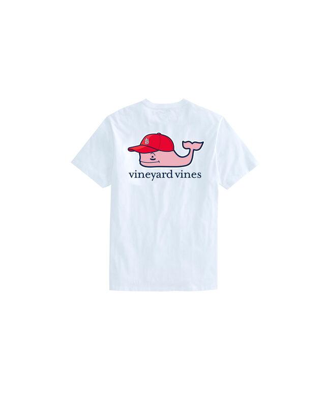 Kids St. Louis Cardinals Baseball Cap Pocket T-Shirt