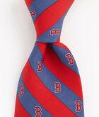 Boston B Striped Tie