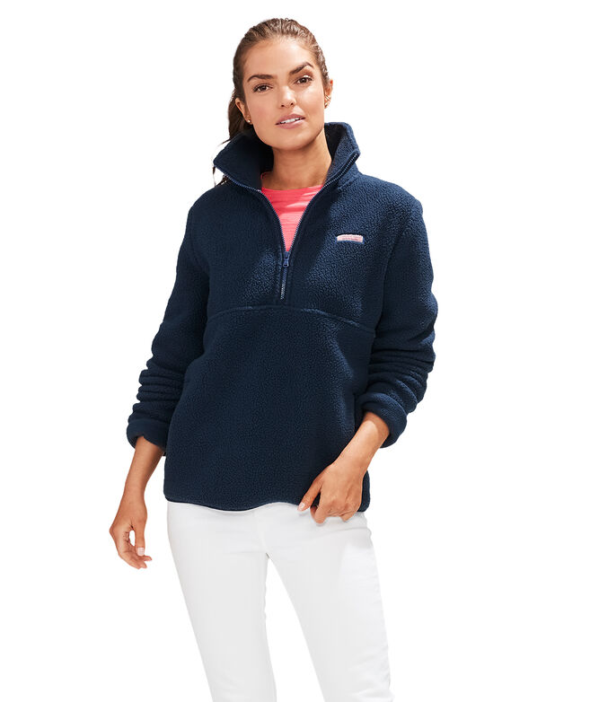 Sherpa 1/2-Zip Pullover