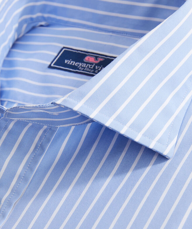 Pinpoint Oxford Greenwich Dress Shirt