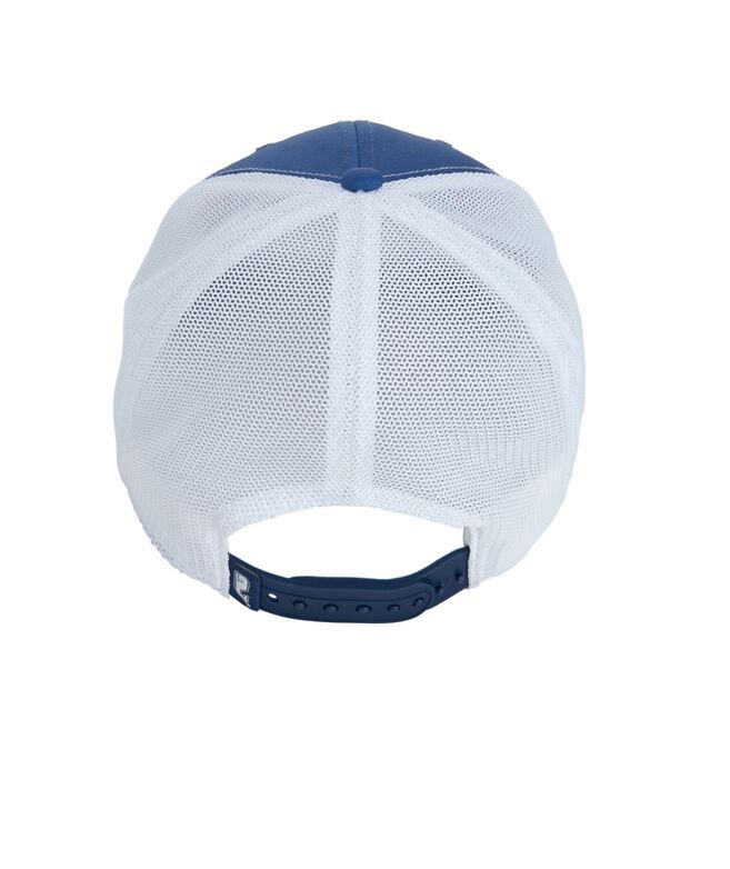 Linear Wahoo Performance Trucker Hat