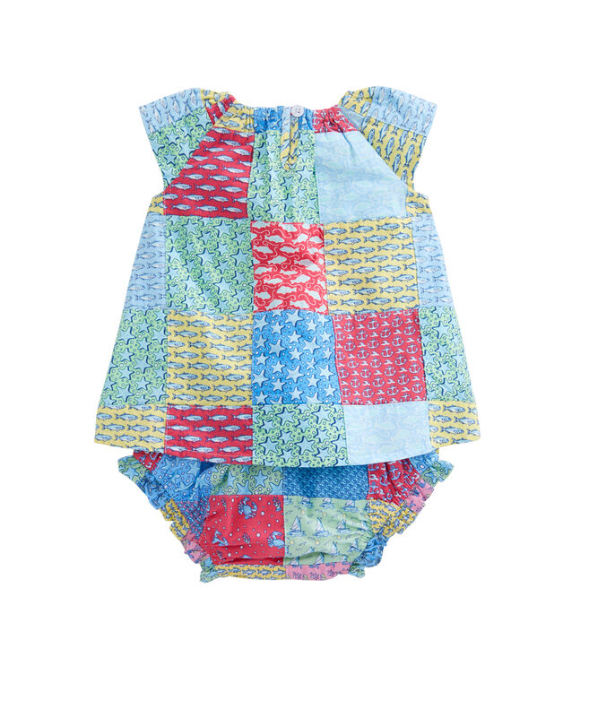 Heritage Original Patchwork Swing Set