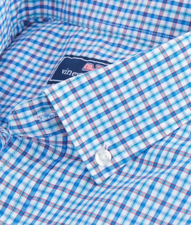 Jack's Peak Plaid Classic Murray Shirt