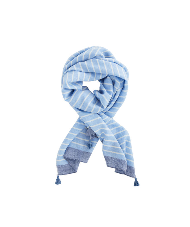 Break Stripe Scarf