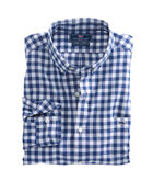 Sea Crest Gingham Slim Tucker Shirt