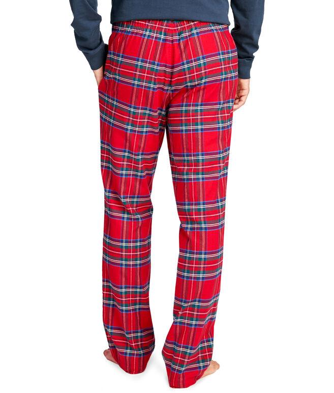 Jolly Plaid Lounge Pants