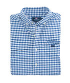 Wickham Gingham Harbor Shirt