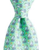 Sail & Sun Tie